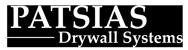 Patsias Drywall Systems